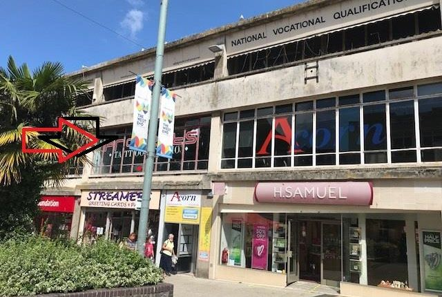 Thumbnail Retail premises to let in New George Street, Plymouth