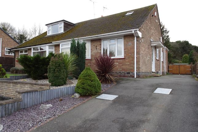 4 bed semi-detached bungalow for sale in Brookfields Drive, Breadsall, Derby