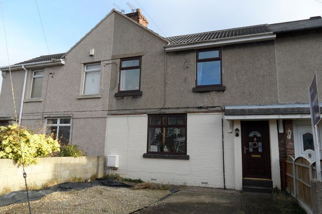 Thumbnail Terraced house for sale in Paxton Avenue, Carcroft Doncaster