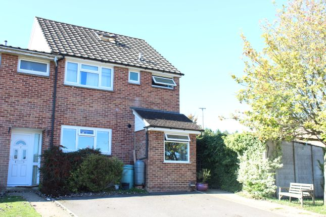 Thumbnail Semi-detached house for sale in The Classics, Lambourn