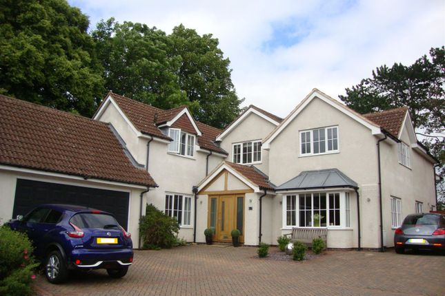 Thumbnail Detached house to rent in Knowle Wood Road, Dorridge, Solihull