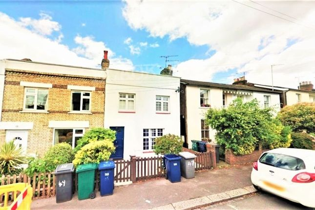 Thumbnail Town house to rent in Trinity Road, London