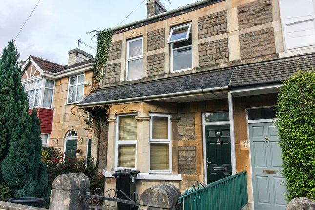 Terraced house in  Beckhampton Road  Oldfield Park  Bath  Banes  Bristol