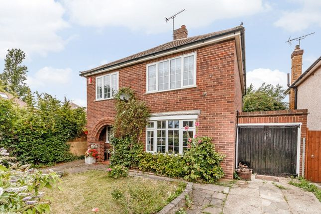 Thumbnail Detached house for sale in Lord Knyvett Close, Staines, Surrey