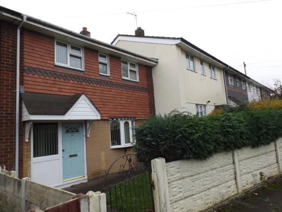 Thumbnail Terraced house for sale in Hadley Way, Walsall, West Midlands