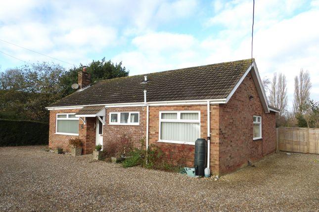 Thumbnail Bungalow for sale in Holme Next Sea, Kings Lynn, Norfolk