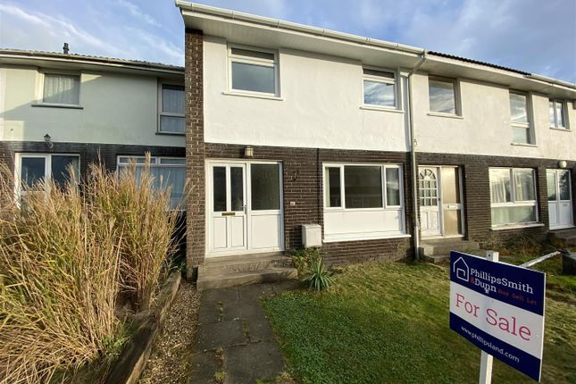 New Front of West Meadow Close, Braunton EX33