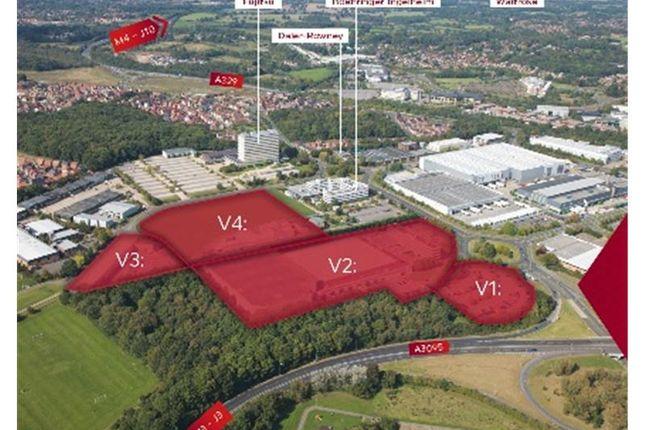 Industrial to let in Segro Park, Southern Industrial Estate, Ellesfield Avenue, Bracknell, Berkshire, UK