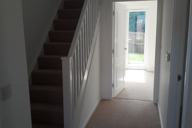 Hallway of Quarry Lane, Matlock DE4