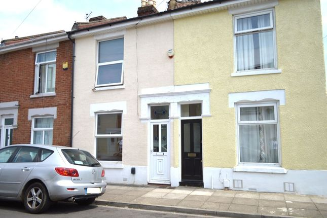 Thumbnail Terraced house to rent in Cranleigh Road, Portsmouth