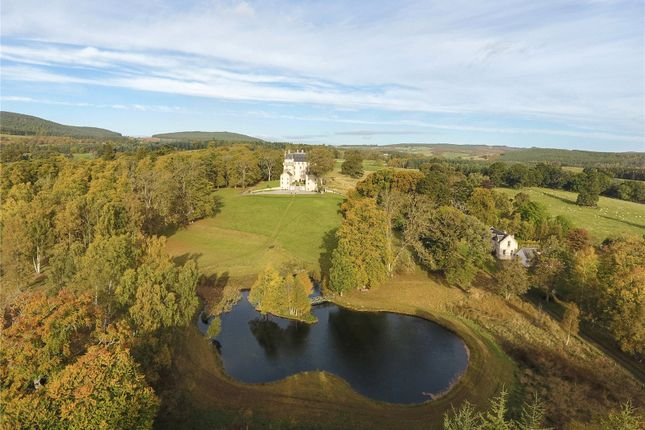 Thumbnail Country house for sale in Grantown-On-Spey