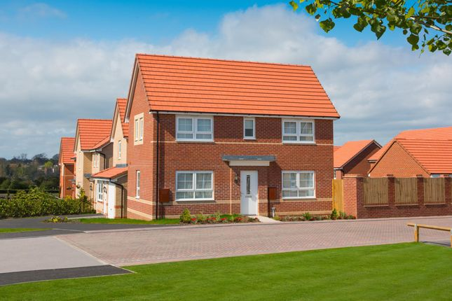"Thumbnail Semi-detached house for sale in ""Ennerdale"" at Firfield Road, Blakelaw, Newcastle Upon Tyne"