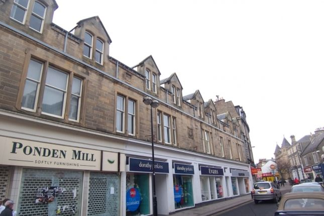 Retail premises to let in Channel Street, Galashiels