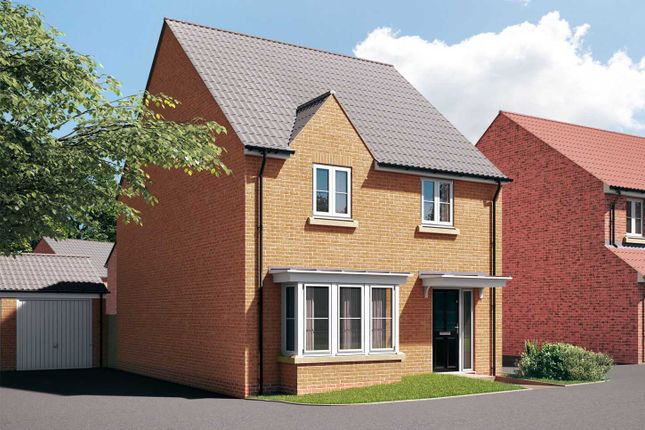 "Thumbnail Detached house for sale in ""The Berkeley"" at Stoney Haggs Road, Scarborough"