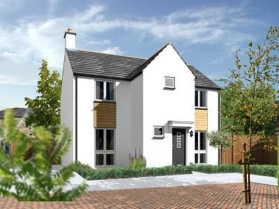 Thumbnail Detached house for sale in Porthpean Road, St Austell