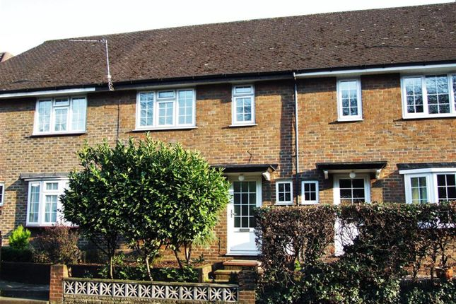 Thumbnail Terraced house for sale in Pound Street, Carshalton, Surrey