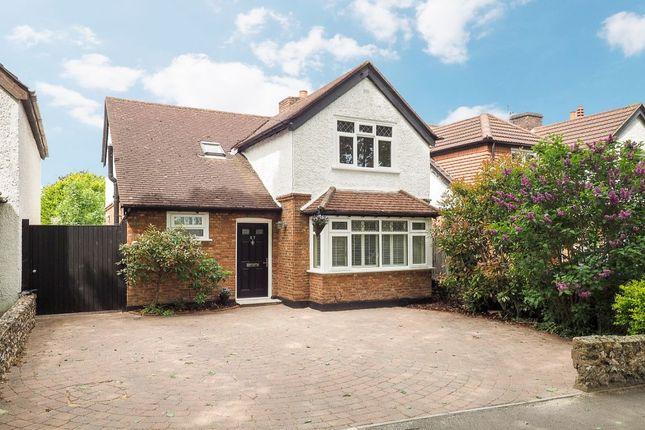 Thumbnail Detached house for sale in Colston Avenue, Carshalton