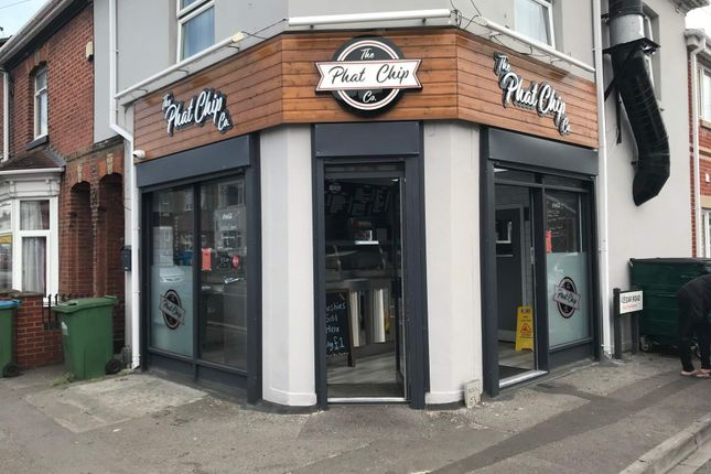 Thumbnail Commercial property for sale in Fish & Chip Shop, Southampton