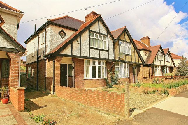 Thumbnail Semi-detached house to rent in Cranford Park Road, Hayes