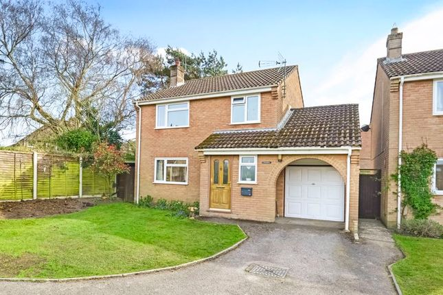 3 bed detached house for sale in Colliers Lane, Wool BH20