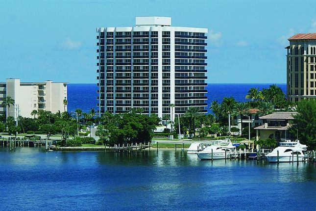 Thumbnail Town house for sale in 350 S Ocean Boulevard, Boca Raton, Florida, United States Of America