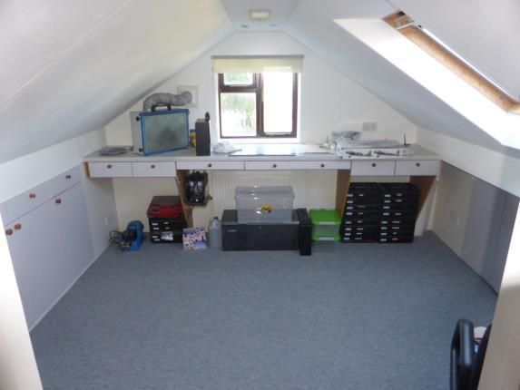 Loft Room of The Drive, Rayleigh, Essex SS6