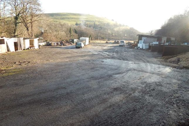 Thumbnail Land to rent in Plot Of Land Ely Valley Road, Coedely, Porth