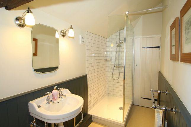 Shower Room of Harbourne Lane, High Halden, Kent TN26