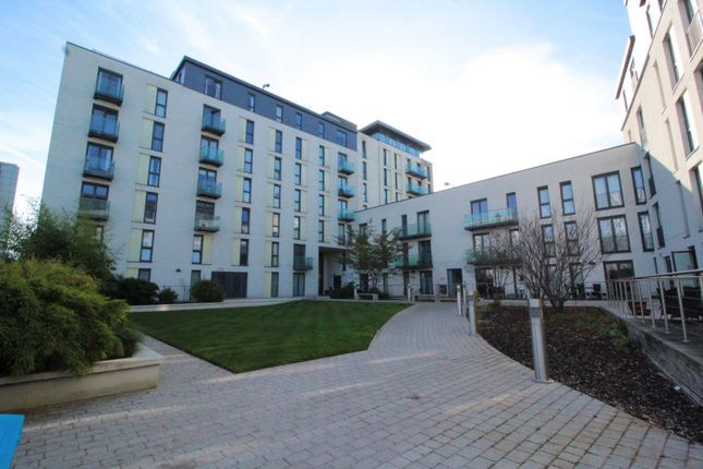 Thumbnail Flat for sale in The Hayes, Cardiff