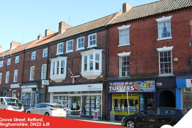 Thumbnail Office for sale in Grove Street, Retford