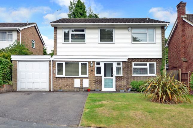 Thumbnail Detached house for sale in York Road, Camberley