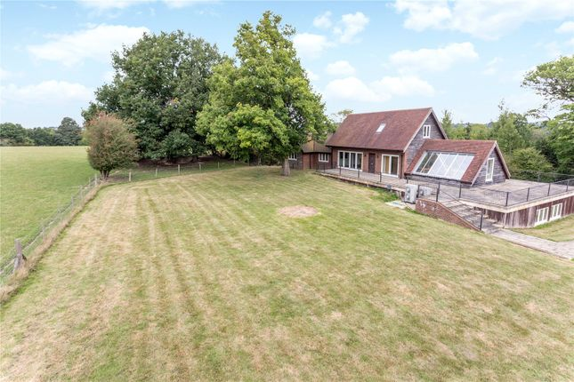 Thumbnail Detached house for sale in Hethe Place Farm, Hartfield Road, Cowden, Kent