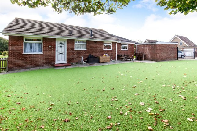 Thumbnail Detached bungalow for sale in Woodland Rise, Bexhill-On-Sea