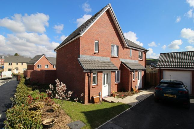 3 bed semi-detached house for sale in Harston Road, Ivybridge PL21
