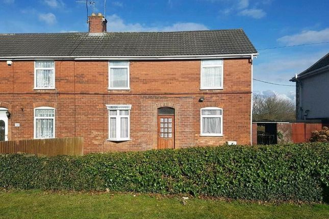 3 bed semi-detached house to rent in East Crescent, Duckmanton, Chesterfield S44