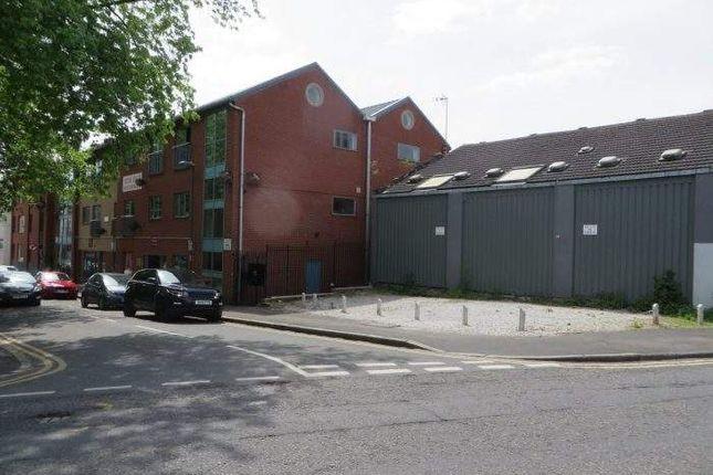 Thumbnail Land for sale in 4 - 6 Handel Street, Aberdeen Street, Sneinton