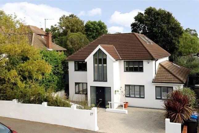 Thumbnail Detached house for sale in Cottenham Park Road, Wimbledon