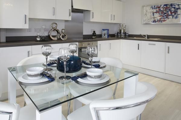 "2 bed flat for sale in ""The Brook At Trinity South"" at Lyons Way, South Shields"