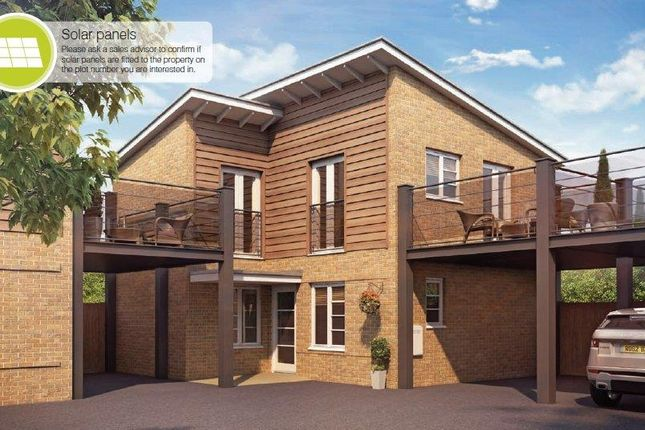 Thumbnail Property for sale in Main Road, Barleythorpe, Oakham