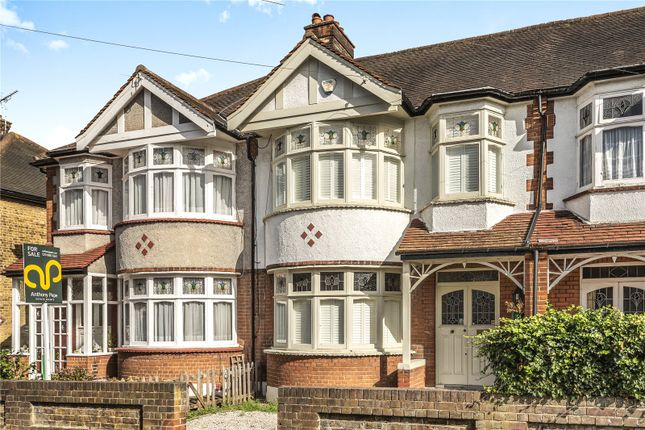 Thumbnail Terraced house for sale in Wentworth Gardens, Palmers Green, London