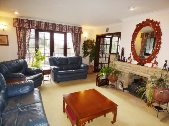 Thumbnail Detached house for sale in Lodge Drive, Weston-Super-Mare