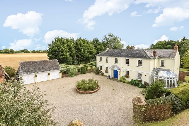 Thumbnail Detached house for sale in Hall Road, Panfield, Braintree