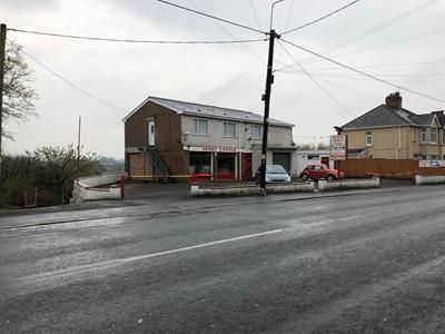 Thumbnail Commercial property for sale in Hendy Service Station, Iscoed Road, Swansea, Carmarthenshire