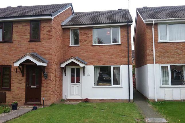 Thumbnail Terraced house for sale in Twyfords Way, Shrewsbury