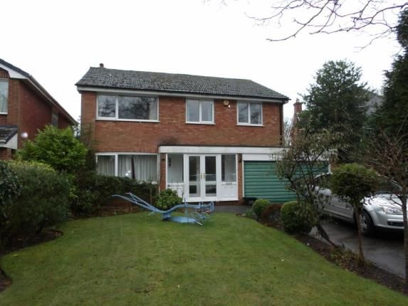 Thumbnail Detached house for sale in Dingle Lane, Solihull, West Midlands