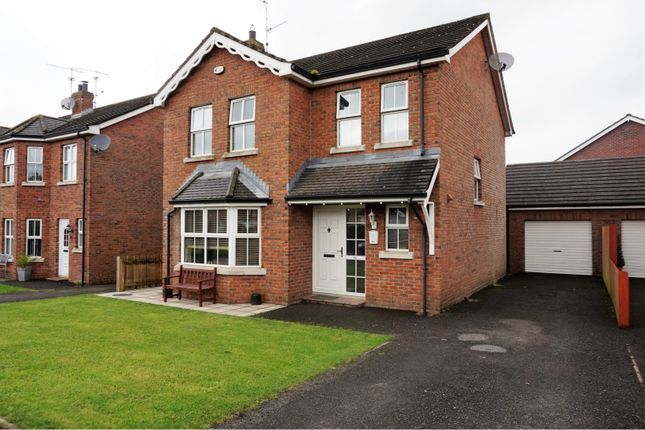 Thumbnail Detached house for sale in St. James Meadow, Crumlin