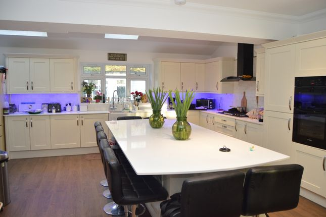 Thumbnail End terrace house for sale in Hornford Way, Romford