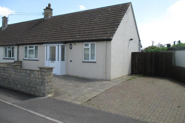 Thumbnail Bungalow to rent in North View, Writhlington, Radstock