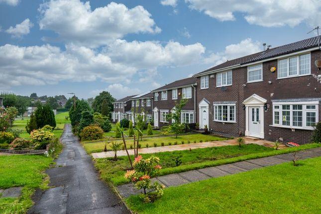 Thumbnail Property for sale in Braemar Gardens, Ladybridge, Bolton, Lancashire.