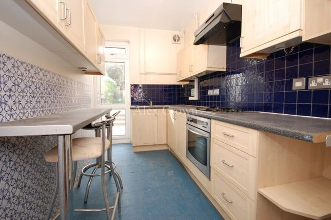Thumbnail Flat to rent in St. Stephens Close, Malden Road, London